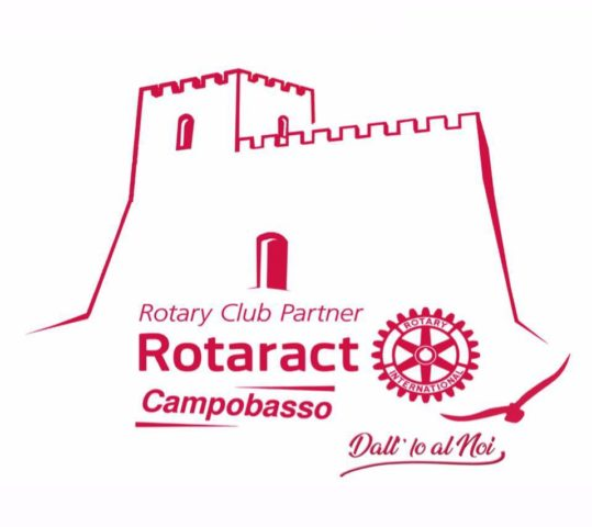 Il logo del Rotaract Campobasso per l' A.R 2019/2020